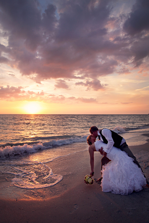 Beach Weddings in Treasure Island and St Pete Beach, Florida - photo#18